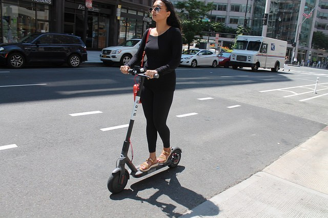 Best Electric scooter for commuting