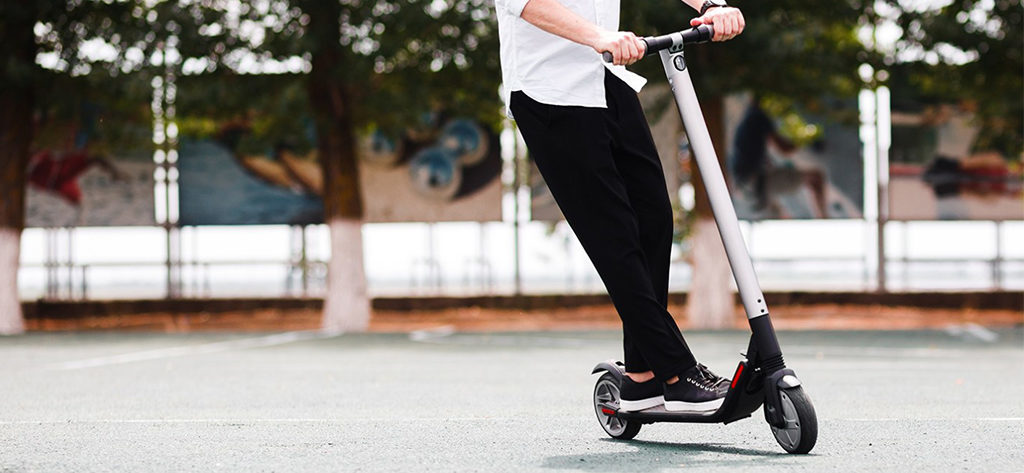 How fast can an electric scooter go?