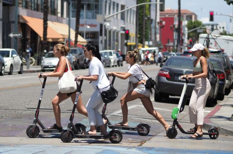 The best electric scooter for NYC