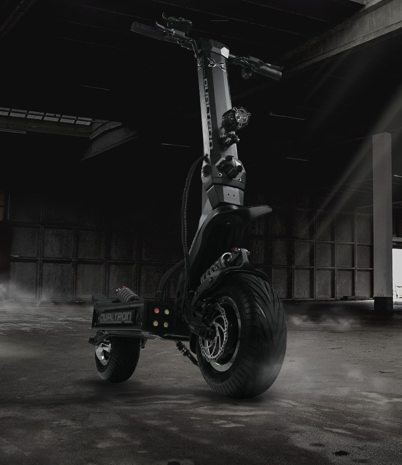 Dualtron Ultra - electric scooter with the longest range