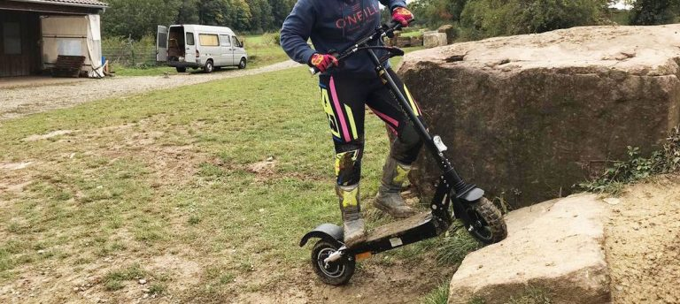 The 3 best electric scooters for off-road – Ranked by terrain