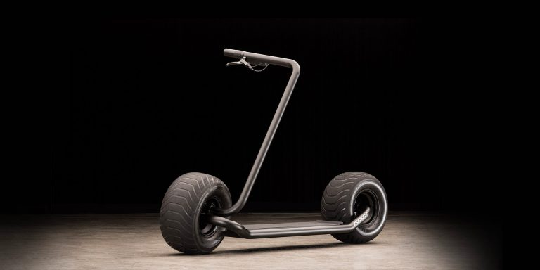 What is the lifespan of an electric scooter?