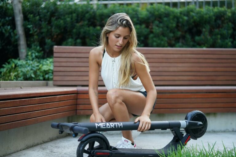 What should I look for when buying an electric scooter?