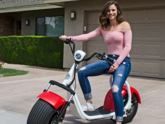 Best Fat Tire Electric Scooter for 2020