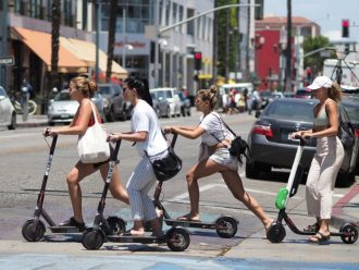 Best electric scooter for NYC