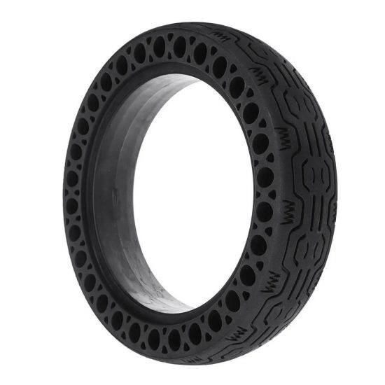 Electric scooter honeycomb tire