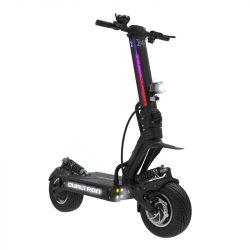 What is the fastest electric scooter?