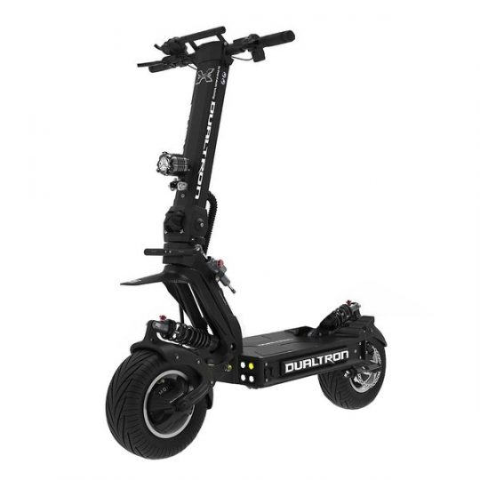dualtron X2 the fastest electric scooter
