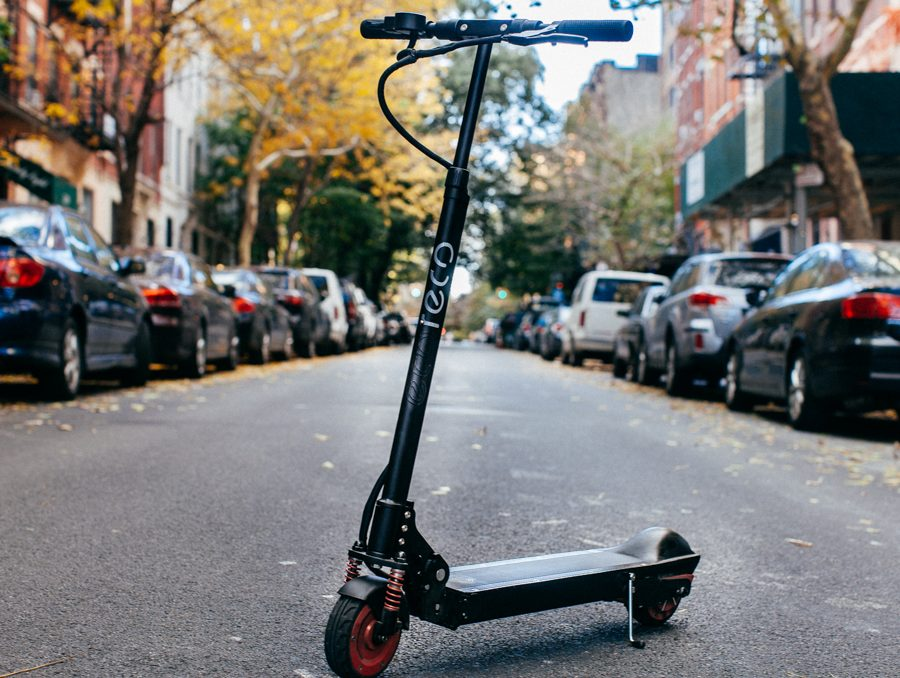 The Electric Scooter With The Longest Battery Life