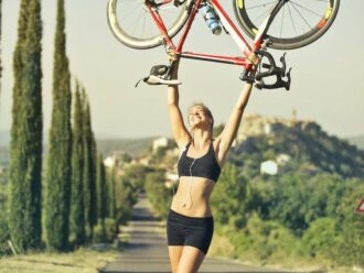 Can you still burn calories on an electric bike