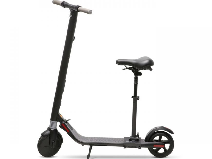 Ninebot scooter seat