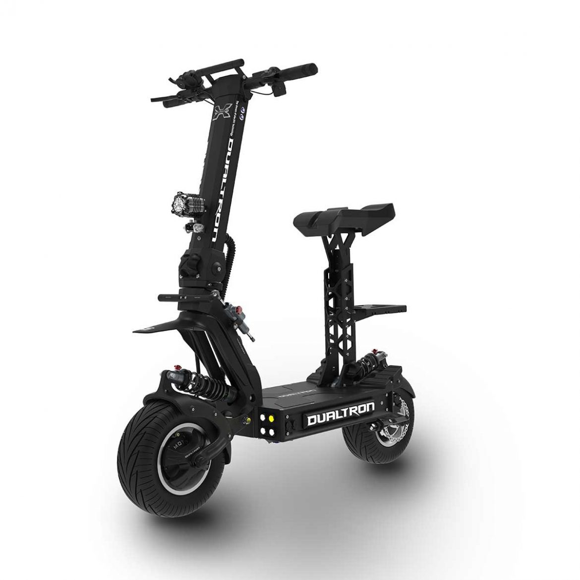 Dualtron X Electric Scooter with seat