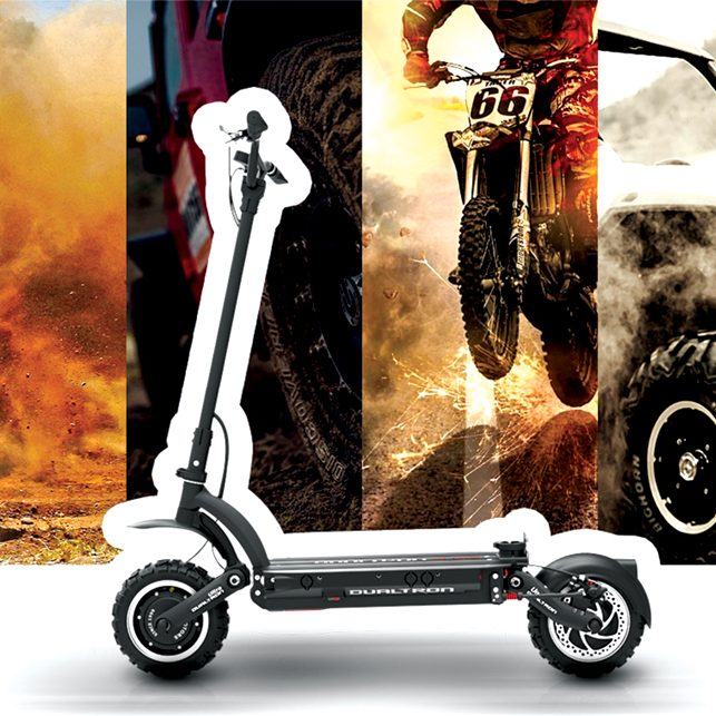 best off road scooter dualtron ultra