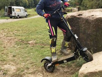 best electric scooters for off-road